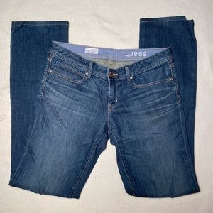 Gap Real Straight Jeans, 29/8L